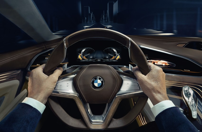 BMW Vision Future Luxury – 9 Series imminent? Image #242565