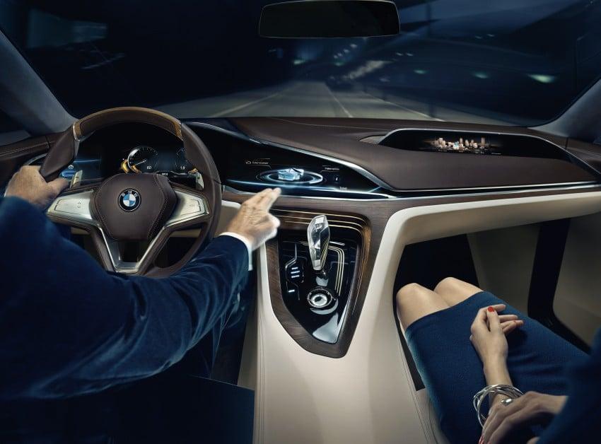BMW Vision Future Luxury – 9 Series imminent? Image #242568