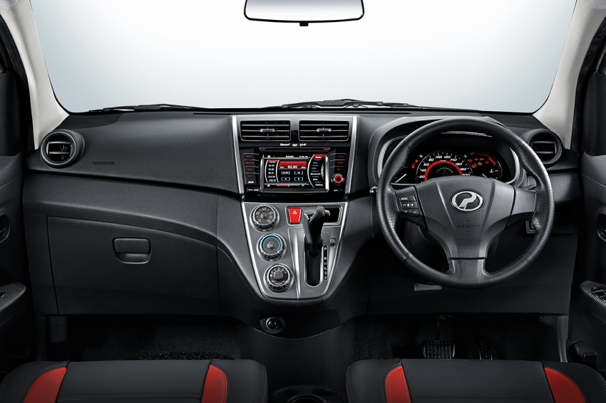 Perodua Myvi XT, new Extreme launched: from RM42k Image #240298