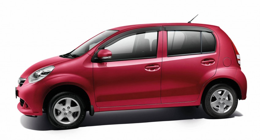Perodua Myvi XT, new Extreme launched: from RM42k Image #240291