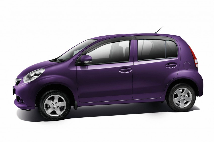 Perodua Myvi XT, new Extreme launched: from RM42k Image #240294