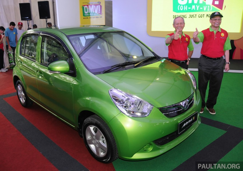 Perodua Myvi XT, new Extreme launched: from RM42k Image #240353