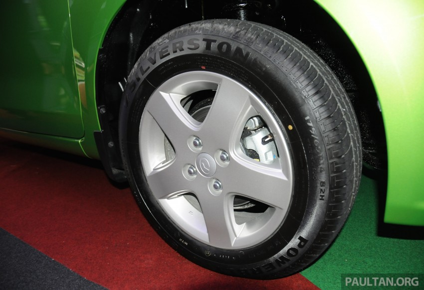Perodua Myvi XT