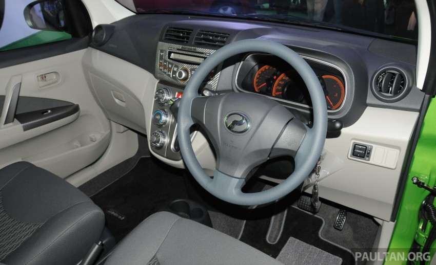 Perodua Myvi XT, new Extreme launched: from RM42k Image #240360