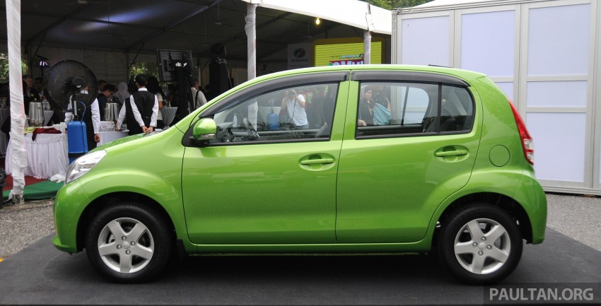 Perodua Myvi XT, new Extreme launched: from RM42k Image #240401