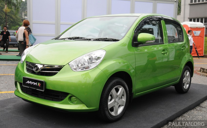 Perodua Myvi XT, new Extreme launched: from RM42k Image #240402