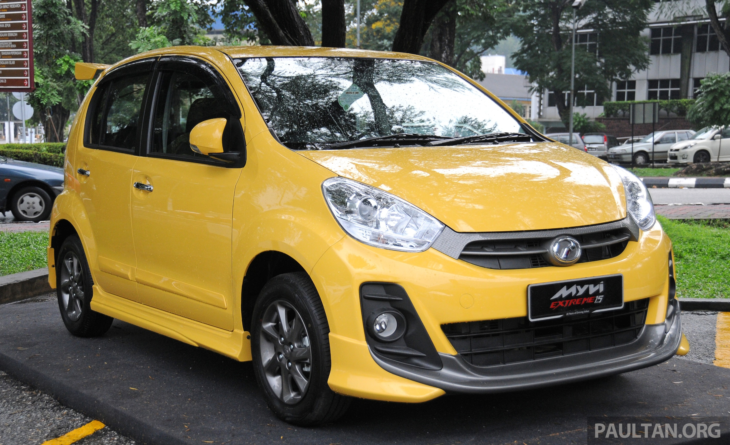 New Sirion 2018 >> Perodua Myvi XT, new Extreme launched: from RM42k Image 240406