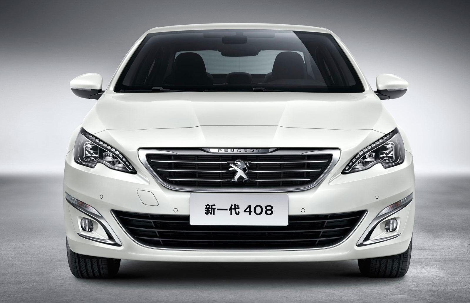 New Peugeot 408 Sedan Unveiled At Auto China 2014