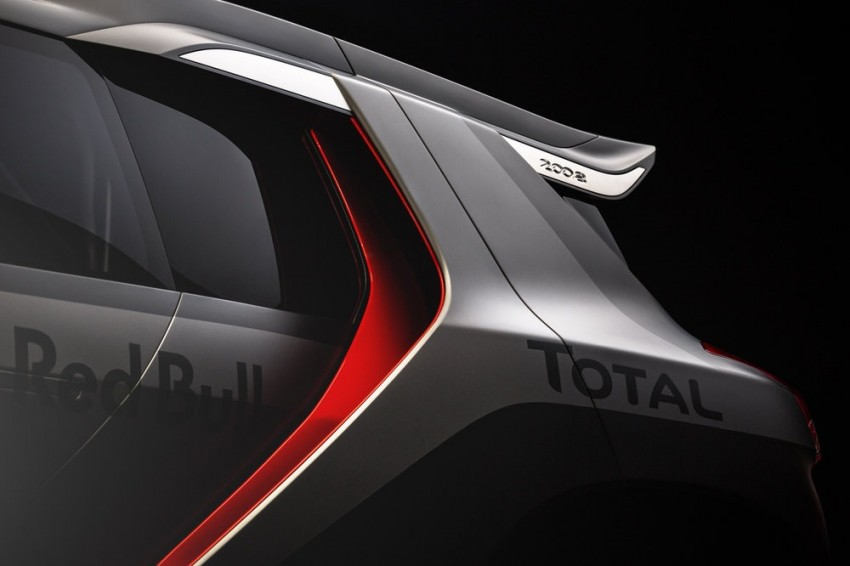 Peugeot 2008 DKR to take on the Dakar Rally in 2015 Image #241222
