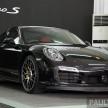Porsche 911 Turbo S Sepang- 28