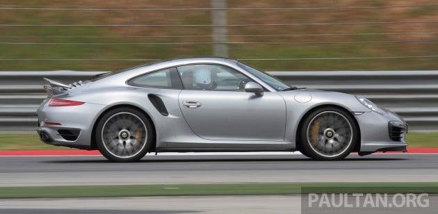Porsche 911 Turbo S Sepang- 33