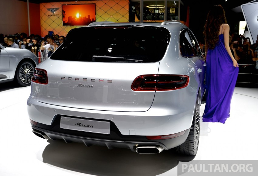 Porsche Macan entry engine revealed, 237 hp 2.0 turbo Image #244265