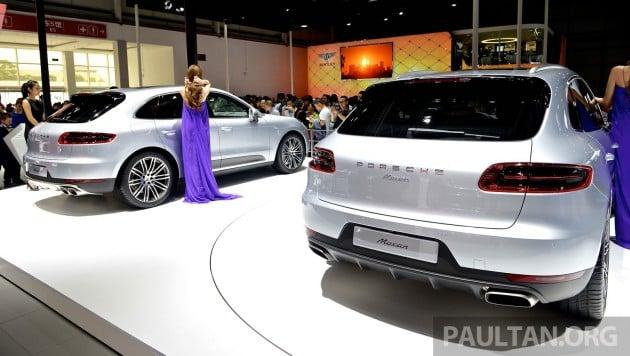 Porsche Macan Beijing- 7
