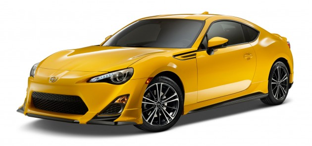 Scion FR-S Release Series 1.0-01