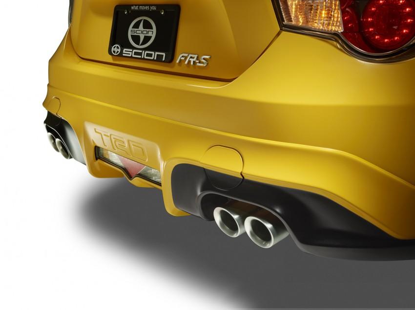 Scion FR-S Release Series 1.0 – 1,500-unit TRD special Image #244043