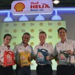 Shell Helix launch 1