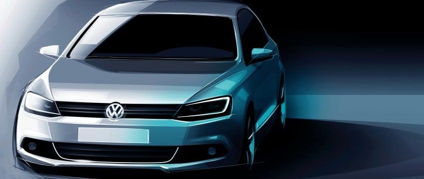 CKD Volkswagen Jetta 1.4 TSI launched – RM131k Image #244777
