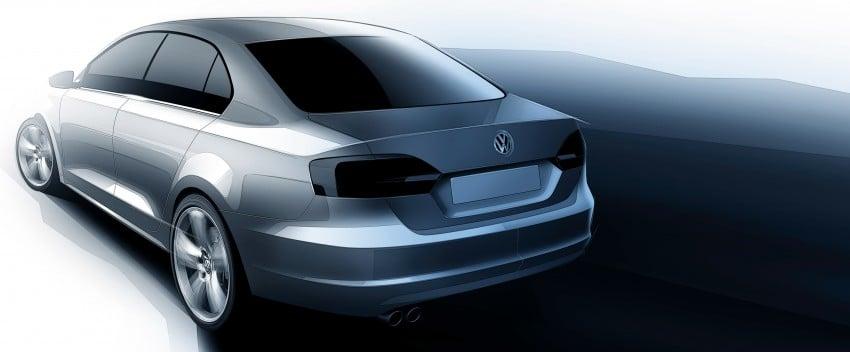 CKD Volkswagen Jetta 1.4 TSI launched – RM131k Image #244783