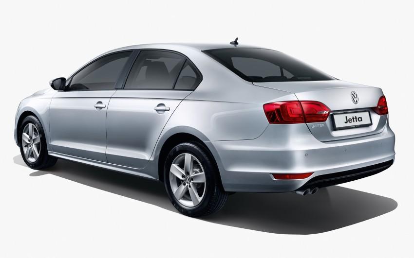 CKD Volkswagen Jetta 1.4 TSI launched – RM131k Image #244821
