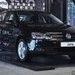 Volkswagen Jetta CKD 1