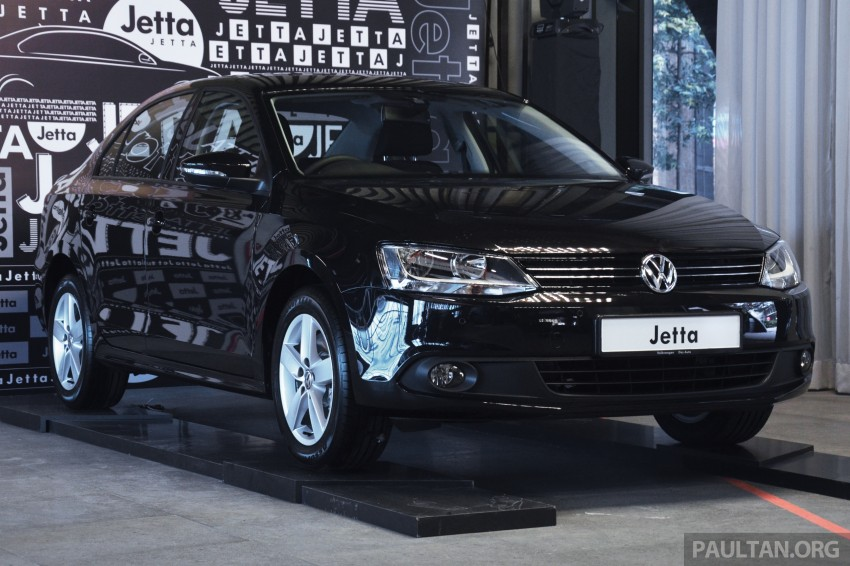 CKD Volkswagen Jetta 1.4 TSI launched – RM131k Image #244823