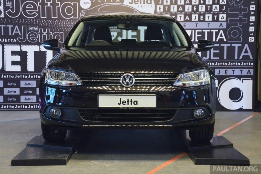 CKD Volkswagen Jetta 1.4 TSI launched – RM131k Image #244833