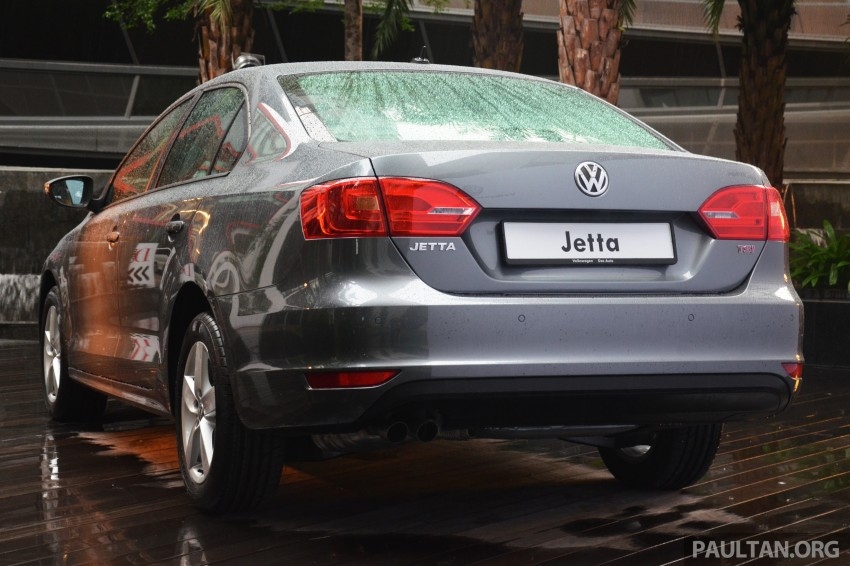 CKD Volkswagen Jetta 1.4 TSI launched – RM131k Image #244849