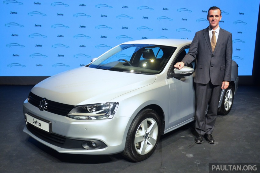 CKD Volkswagen Jetta 1.4 TSI launched – RM131k Image #244878