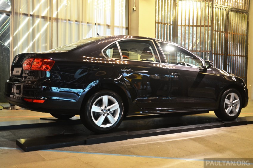 CKD Volkswagen Jetta 1.4 TSI launched – RM131k Image #244835