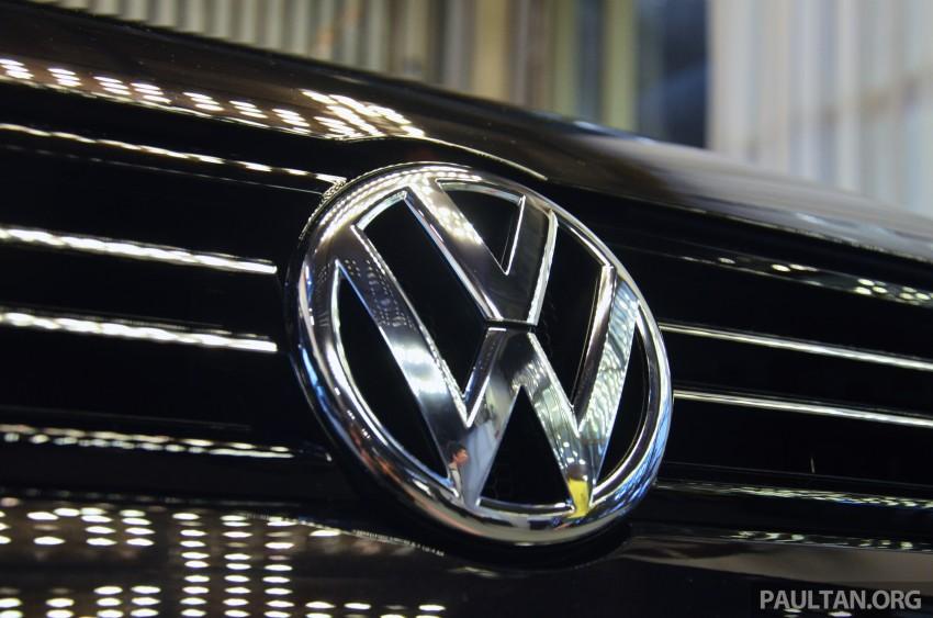 CKD Volkswagen Jetta 1.4 TSI launched – RM131k Image #244837