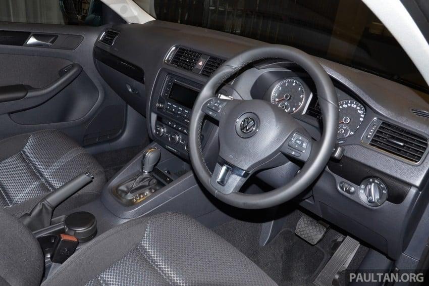 CKD Volkswagen Jetta 1.4 TSI launched – RM131k Image #244839