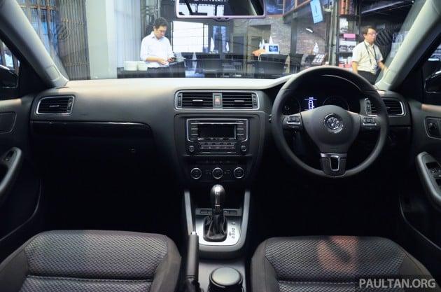 Volkswagen Jetta CKD 19
