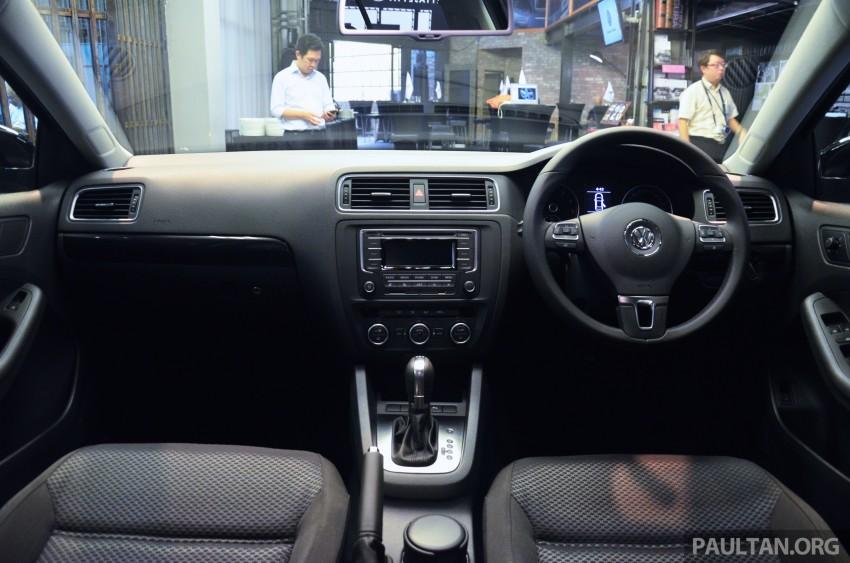 CKD Volkswagen Jetta 1.4 TSI launched – RM131k Image #244841