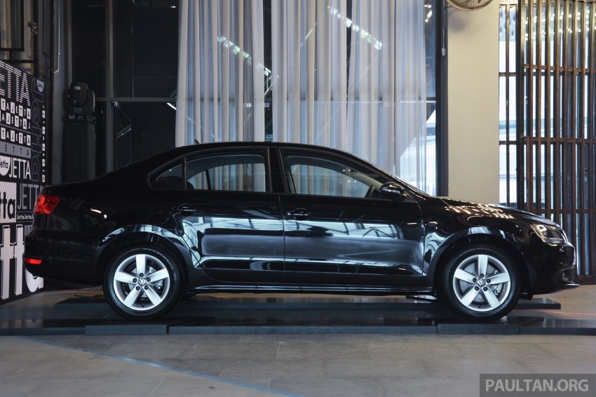 CKD Volkswagen Jetta 1.4 TSI launched – RM131k Image #244824