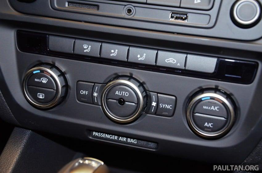 CKD Volkswagen Jetta 1.4 TSI launched – RM131k Image #244842