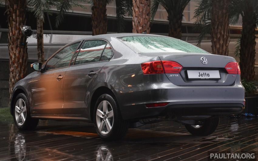 CKD Volkswagen Jetta 1.4 TSI launched – RM131k Image #244851
