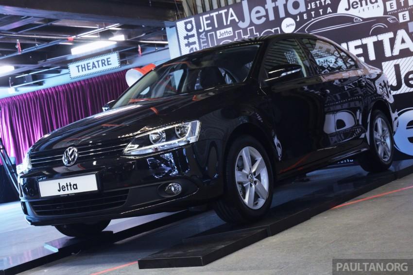 CKD Volkswagen Jetta 1.4 TSI launched – RM131k Image #244826
