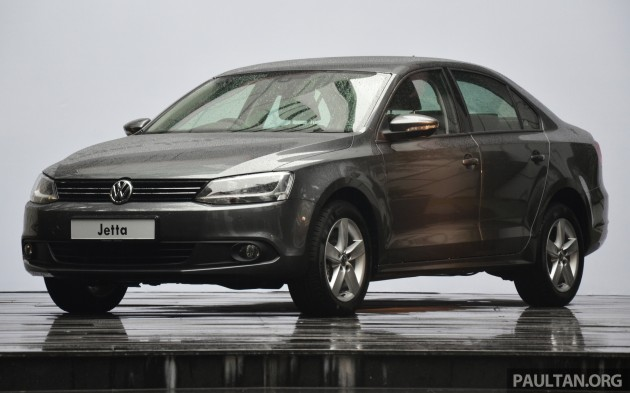 Volkswagen Jetta CKD 4