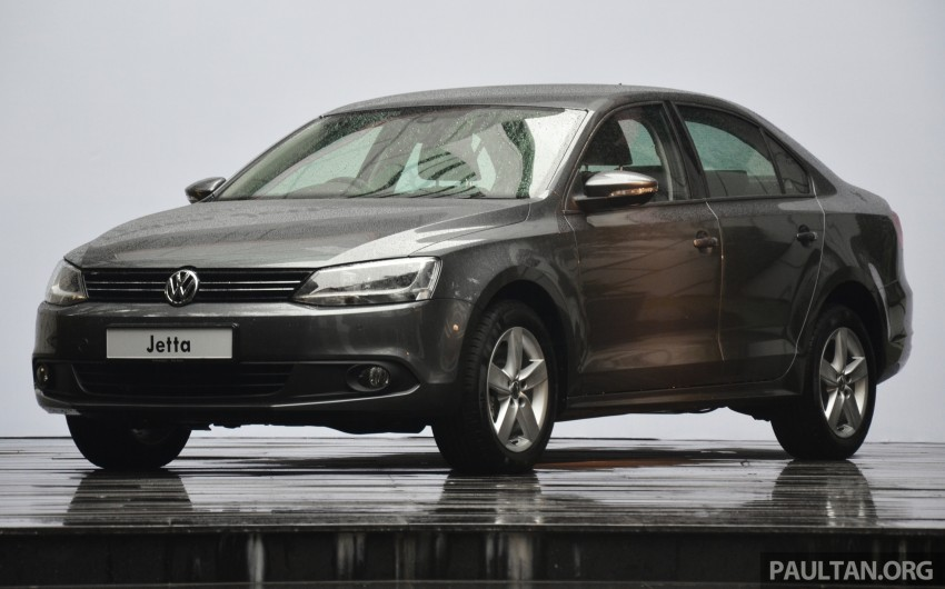 CKD Volkswagen Jetta 1.4 TSI launched – RM131k Image #244852