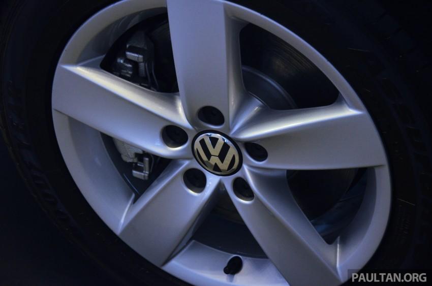 CKD Volkswagen Jetta 1.4 TSI launched – RM131k Image #244828