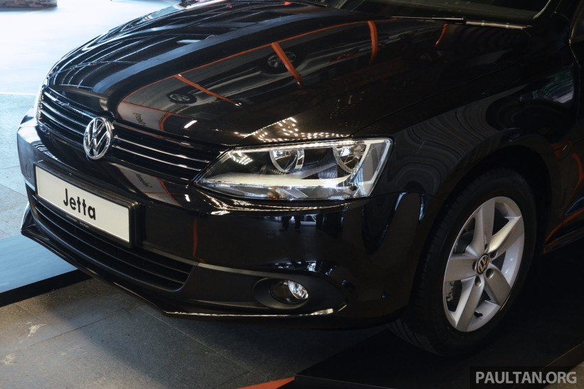 CKD Volkswagen Jetta 1.4 TSI launched – RM131k Image #244830