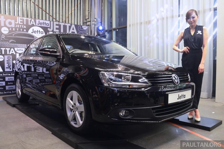 CKD Volkswagen Jetta 1.4 TSI launched – RM131k Image #244867