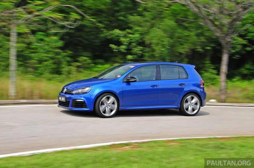 SPIED: Volkswagen Golf R Mk7 seen at JPJ Putrajaya Image #244930