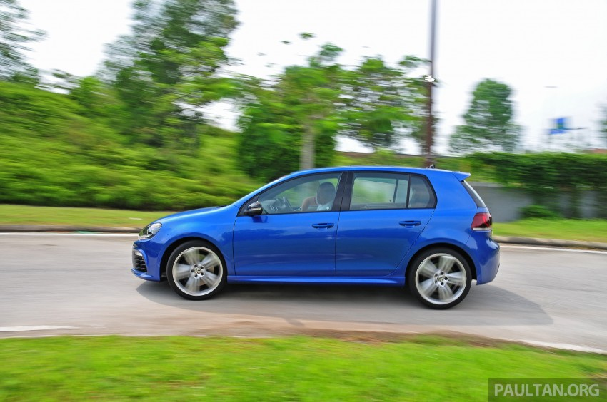 SPIED: Volkswagen Golf R Mk7 seen at JPJ Putrajaya Image #244931