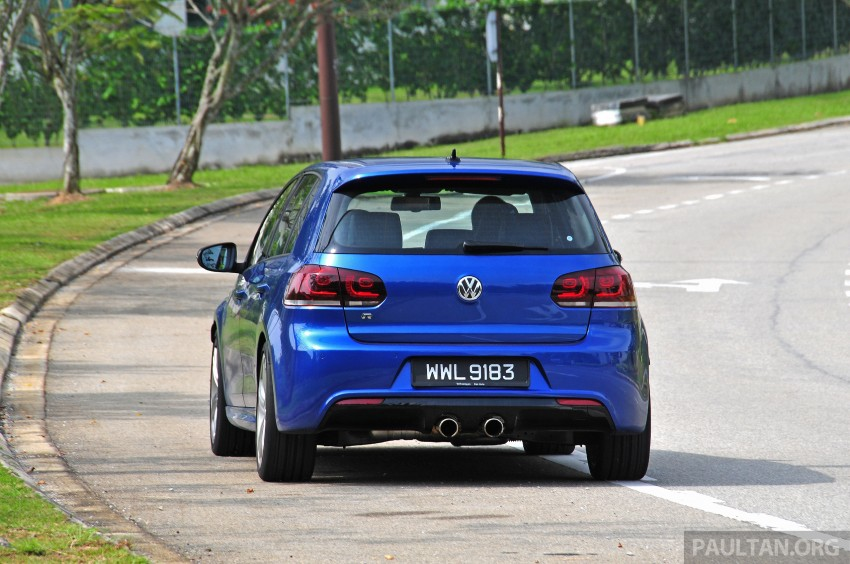 SPIED: Volkswagen Golf R Mk7 seen at JPJ Putrajaya Image #244932