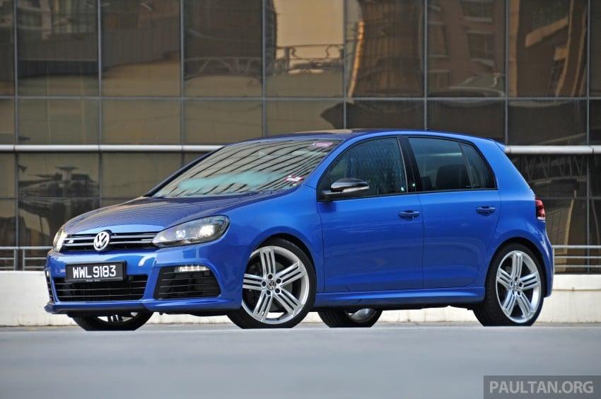 SPIED: Volkswagen Golf R Mk7 seen at JPJ Putrajaya Image #244933