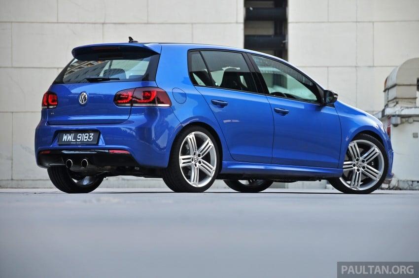 SPIED: Volkswagen Golf R Mk7 seen at JPJ Putrajaya Image #244934