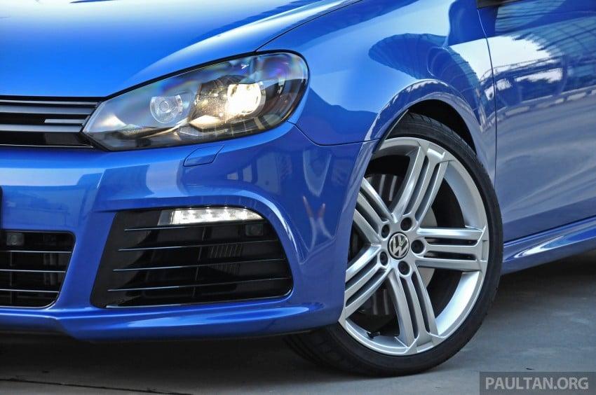 SPIED: Volkswagen Golf R Mk7 seen at JPJ Putrajaya Image #244935