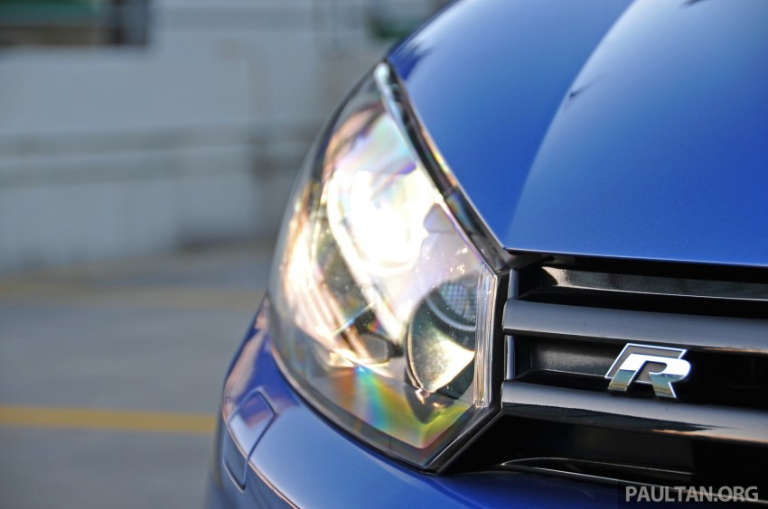 SPIED: Volkswagen Golf R Mk7 seen at JPJ Putrajaya Image #244936