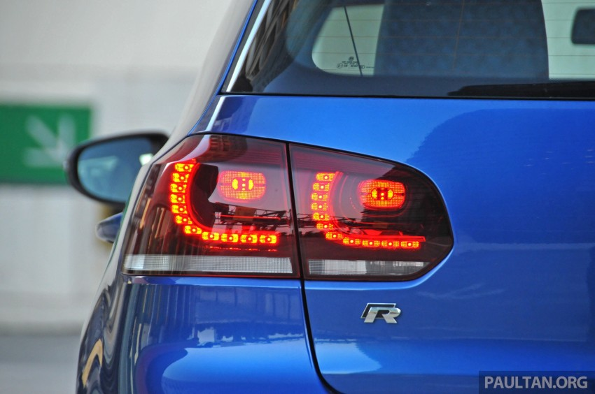 SPIED: Volkswagen Golf R Mk7 seen at JPJ Putrajaya Image #244937